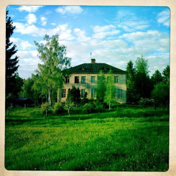 Bergs gamla skola, Torsåker (foto: Jonathan Larsson)